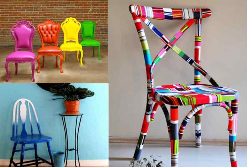 Самодельная мебель в детской