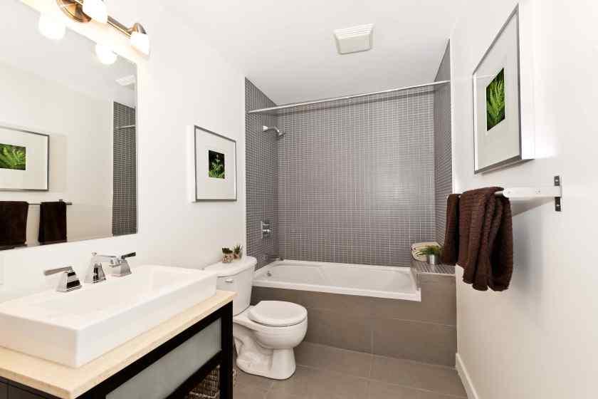 Дизайн ванной комнаты с гипсокартоном