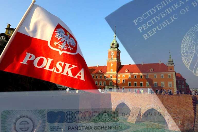 Переезд в Польшу из Беларуси