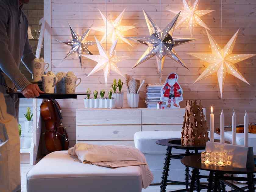 Как красиво и дёшево украсить квартиру к Новому году?