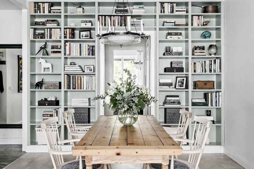 Скандинавский стиль в мебельном дизайне