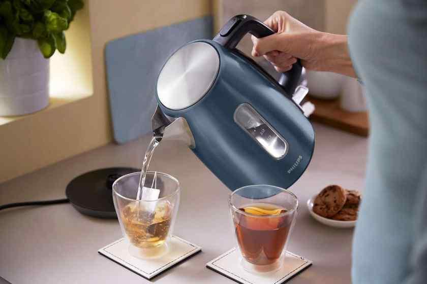 Как убрать сильную накипь в чайнике
