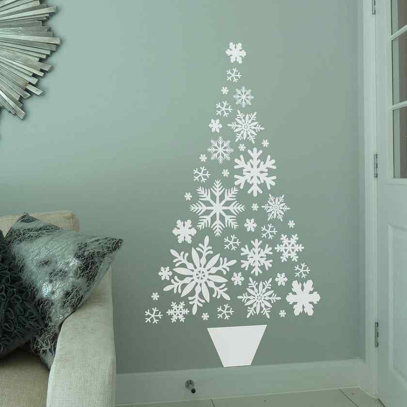Как украсить квартиру на Новый год? Новогодние интерьеры