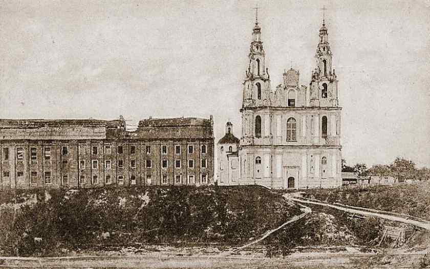 История Софийского собора в Полоцке