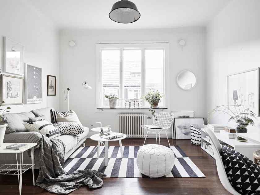 Скандинавский стиль в доме