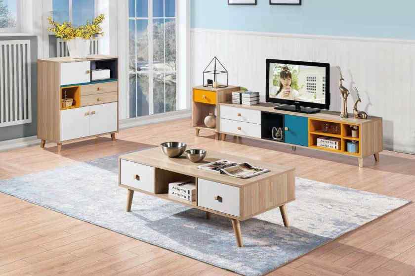 Скандинавский стиль в мебели