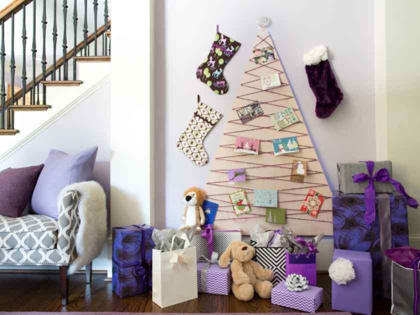 Как красиво украсить квартиру к Новому году?