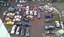 О парковках, стоянках и забитых дворах...