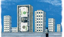 Квартирные цены играют на понижение