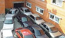 Машина есть – парковки нет.