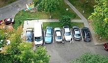 Деньги ваши, парковка общая