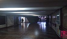 В центре Минска в подземном переходе обвалился потолок