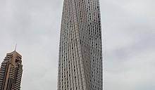 В Дубае открылся дорогой для жизни и самый высокий в мире «закрученный» небоскреб