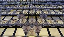 В центре Парижа появилось здание Оригами