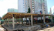 На месте туалета на Корженевского построят торговый центр