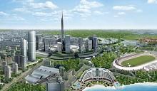 Застройкой «Минск-Сити» интересуются инвесторы из пяти государств