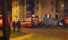 В Гомеле горел 18-этажный дом, погибли два человека