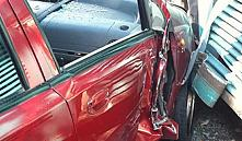 ДТП в Минске: пьяный водитель врезался в автобус