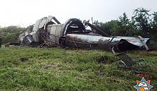 Червенский район: в поселке Смиловичи обрушилась водонапорная башня