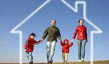 Молодые семьи с двумя детьми получат кредиты на строительство под 1%