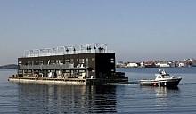 В Москве появится сеть плавучих гостиниц