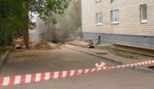 В Минске повредили газопровод: порядка 20 домов остались без газа
