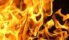 В Орше горел льнокомбинат