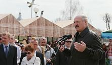 Александр Лукашенко посетил регионы, пострадавшие от аварии на ЧАЭС