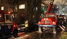 Пожар на Карастояновой в Минске – спасено 25 человек