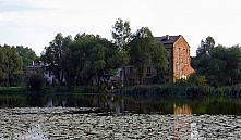 Комплекс зданий в Лошицком парке попытаются продать в тридцатый раз