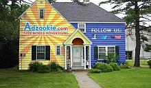 Проблемы с ипотекой? Преврати свой дом в билборд