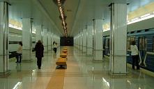 В Минском метро неизвестный сломал камеру наружного наблюдения