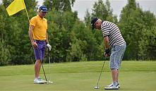 В гольф-клубе под Минском нашли мины и гранаты