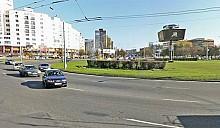 Площадь Бангалор – дорожное движение по новой схеме