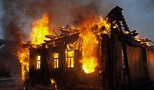 Пожар в Лунинецком районе: погибли три человека