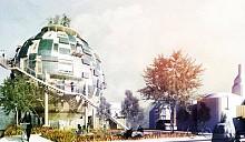 Немецкие архитекторы предлагают перестраивать нефтехранилища в жилые дома