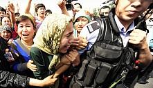 Борьба китайских  крестьян против принудительного переселения всё чаще заканчивается трагедиями