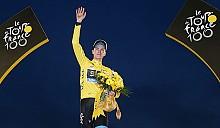Победитель  « Le Tour de France» Крис Фрум поведал миру о стыде, жалости и стимуле к победе