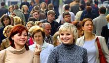 За последние 10 лет население Минска увеличилось на 200 тысяч человек