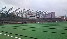 В ноябре 2015 года в Курасовщине откроется стадион «Орбита»