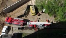 Из-за пожара в минском общежитии спасатели эвакуировали 30 человек