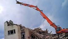 Американским супругам пришлось снести дом из-за ошибки строителей