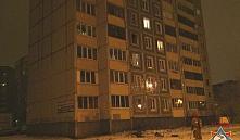 Пожар в Минске: пьяный мужчина умудрился дважды поджечь свою квартиру