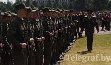 В Беларуси увеличили довольствие военнослужащим на 17%