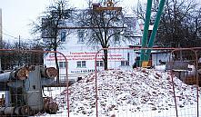 Знаменитый дом с плакатами у ст. м. «Михалова» снесли