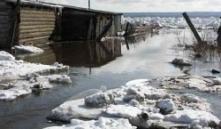 В Могилевской области девять районов пострадали от подтопления