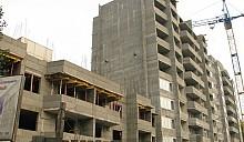 Застройщики приостановили строительство жилья