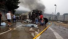 Трагедия десятилетия: крушение испанского пассажирского поезда привело к гибели 77 человек
