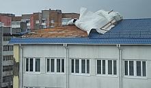 В Беларуси 756 населенных пунктов остались без света из-за непогоды