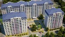 В ближайшую пятилетку будет построено 60% энергоэффективного жилья